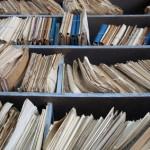 Uorden papir i virksomhed