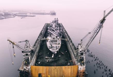 Offshore arbejde